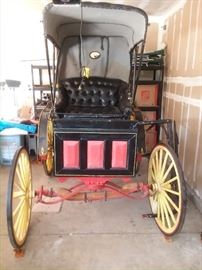 Horse Buggy 2500