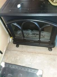 electric fire place35