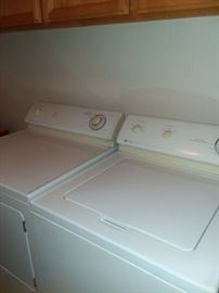 washer and dryer- Maytag165 pair