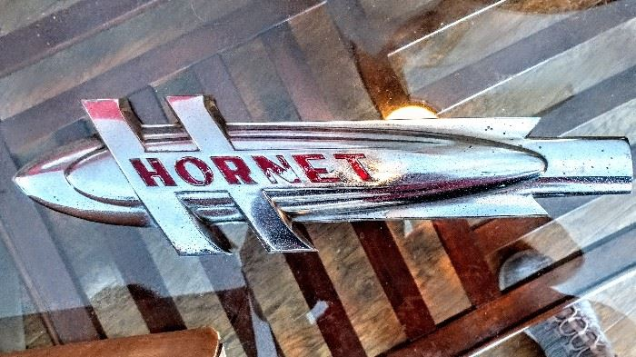 Vintage Hornet Car ornament