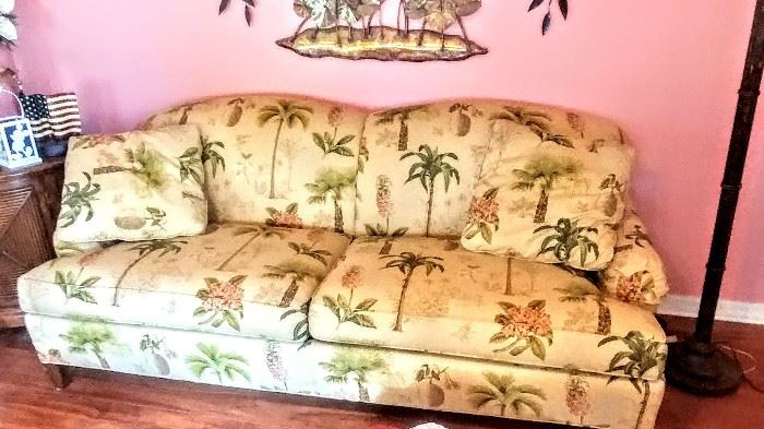 Beautiful Tommy Bahama sofa