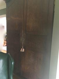 Gorgeous 19th century French armoire