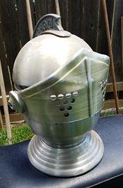 Knight's helmet ice bucket