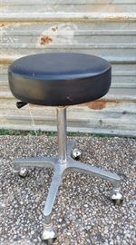 One of a few different vintage swivel stools