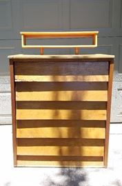 Small case study dresser from Vintage Spartan trailer!