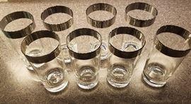 Dorthy Thorpe highball glasses