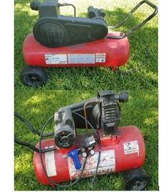 Husky Air Compressor w/ accessories