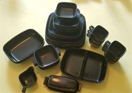 Large Melmac Dining-ware set