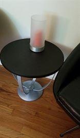 Atomic/space age ArtMetal side table