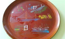 San Francisco serving tray (Glossy)