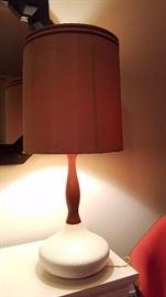 Danish MCM table lamp