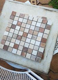 checkerboard tile sheets