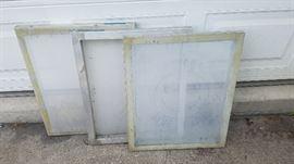 professional silk screen frames aluminum