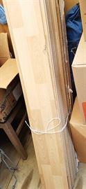 2+ boxes of ikea laminate wood flooring
