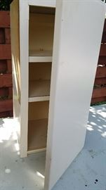 Upper cabinet vertical (right hand)
