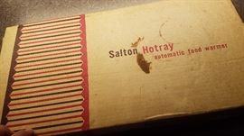 hotplate with original box