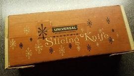 Mechanical slicer original packaging
