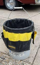 bucket tool caddy