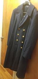 Military Bridgecoat
