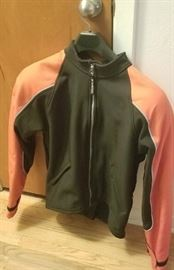Corazzo motorcycle/scooter jacket with body armor