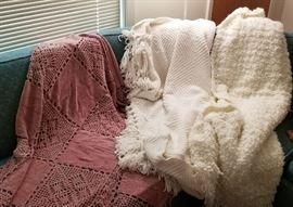 throw blanket assortment