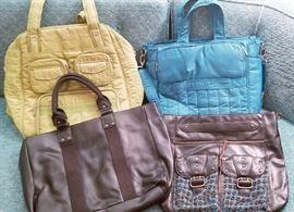 handbag assortment