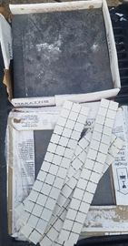 more tile (new in box and remnants)