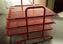 office storage tray