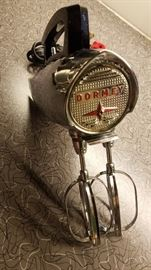 """Dorney """"rocket ship"""" handheld blender"""