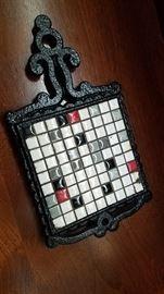 mosaic tile trivet