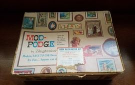 deco-podge craft kit