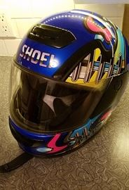 Shoei Troy Lee Designs full-face helmet