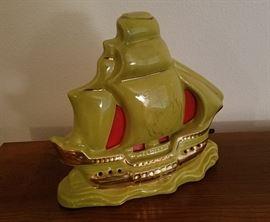 Great Pirate Ship TV lamp