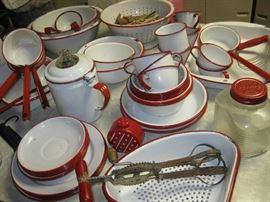 more enamel ware
