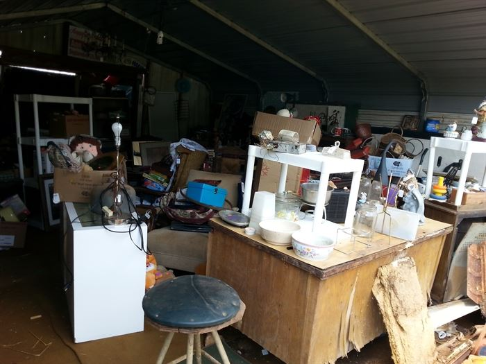 Offer's considered on shed items