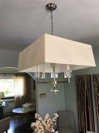 Vaughn light fixture