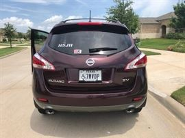 2013 Nissan Murano SV Sport, 45K miles, Clean inside and out : Asking $16,800 OBO