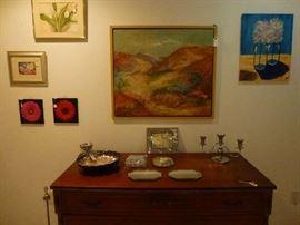RWAY furniture chest, art