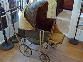 Victorian carriage