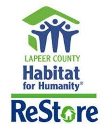 lapeer habitat restore logo