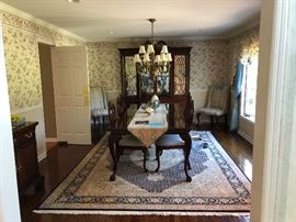 THOMASVILLE DINING ROOM SET