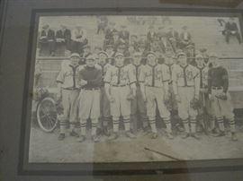 Utica Club baseball team