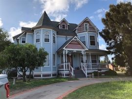 Beautiful 3 Story Victorian Home.