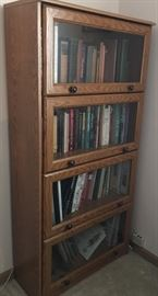 LAWYERS STYLE BOOKCASE