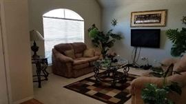 living room furniture and assessories