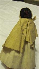 Vintage Folk Doll