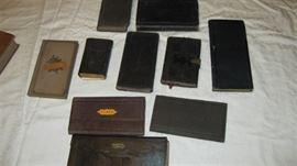 1800's Diaries