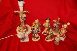 Hummel Figurines, Goebel Hummels