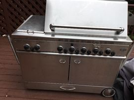 Great grill.