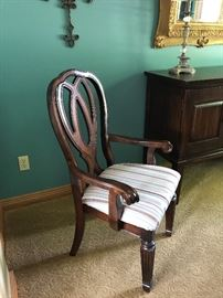 Ashley brand dinning room chairs